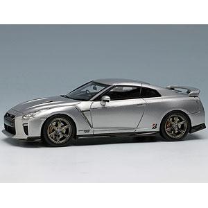 1/43 日産 GT-R 2017 TE037 wheel Ver. アルティメイトメタルシルバー