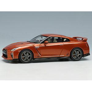 1/43 日産 GT-R 2017 TE037 wheel Ver. アルティメイトシャイニーオレンジ