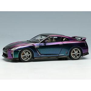 1/43 日産 GT-R 2017 TE037 wheel Ver. アンドロメダ