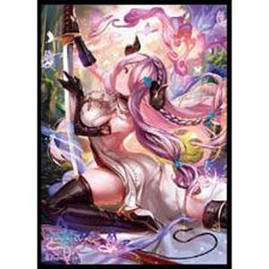 きゃらスリーブコレクション マットシリーズ Shadowverse 揺らぎの斬姫・ナルメア(No.MT501) パック