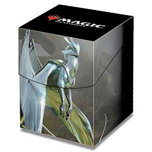 マジック:ザ・ギャザリング [エルダードラゴン] 大型デッキボックス クロミウム