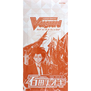 カードファイト!! ヴァンガード トライアルデッキ第6弾 石田ナオキ 6パック入りBOX