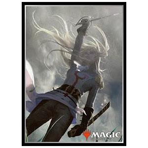 マジック:ザ・ギャザリング プレイヤーズカードスリーブ ≪スレイベンの守護者、サリア≫(MTGS-050) パック