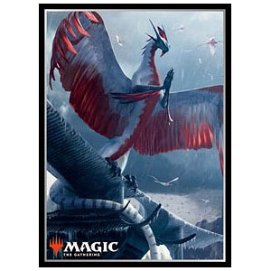 マジック:ザ・ギャザリング プレイヤーズカードスリーブ ≪龍王オジュタイ≫(MTGS-052) パック