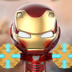 コスベイビー 『アベンジャーズ/インフィニティ・ウォー』[サイズS]アイアンマン・マーク50(パワー・マレット版)