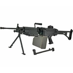 リトルアーモリー[LA046]5.56mm機関銃 1/12 プラモデル
