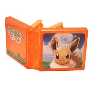 Nintendo Switch専用カードポケット24 ポケットモンスター Let's Go!イーブイ