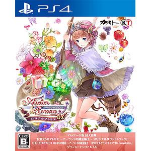 PS4 ロロナのアトリエ ~アーランドの錬金術士~ DX