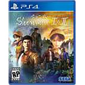 PS4 北米版 Shenmue I & II