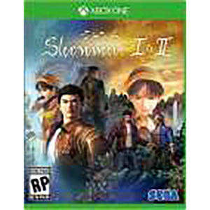 Xbox One 北米版 Shenmue I & II
