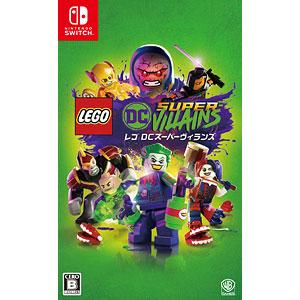 Nintendo Switch レゴ DC スーパーヴィランズ