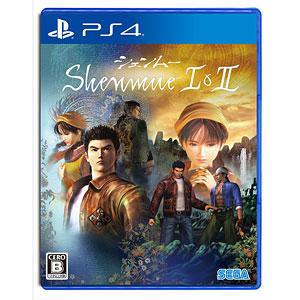 PS4 シェンムー I&II 通常版