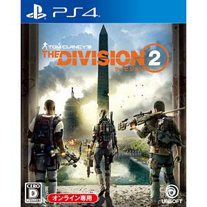 【特典】PS4 ディビジョン2 通常版