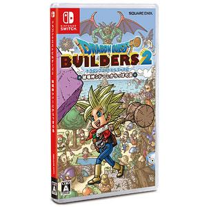 【特典】Nintendo Switch ドラゴンクエストビルダーズ2 破壊神シドーとからっぽの島
