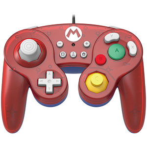 ホリ クラシックコントローラー for Nintendo Switch スーパーマリオ