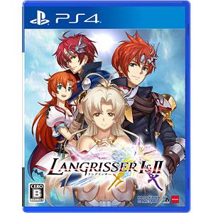 【特典】PS4 ラングリッサーI&II 通常版