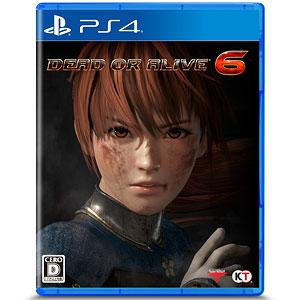 【特典】PS4 DEAD OR ALIVE 6 通常版