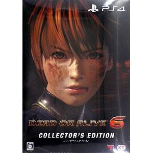 【特典】PS4 DEAD OR ALIVE 6 コレクターズエディション