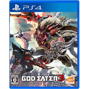 【特典】PS4 GOD EATER 3 通常版