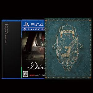 【特典】PS4(VR専用) Deracine Collector's Edition