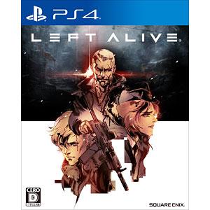 【特典】PS4 レフト アライヴ(LEFT ALIVE)