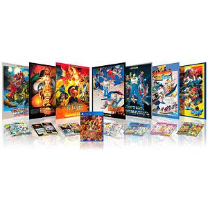 PS4 カプコン ベルトアクション コレクション コレクターズ・ボックス