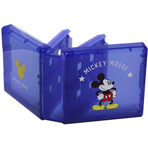 Nintendo Switch専用カードポケット24 ミッキーマウス