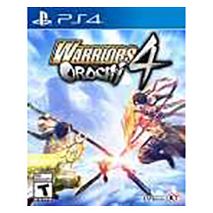 PS4 北米版 Warriors Orochi 4