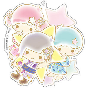 Shouta Aoi × Little Twin Stars デカキーホルダー B