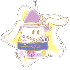 Shouta Aoi × Little Twin Stars デカキーホルダー D