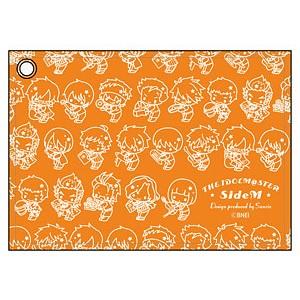 アイドルマスター SideM Design produced by Sanrio 合皮パスケース 集合ver. vol.3