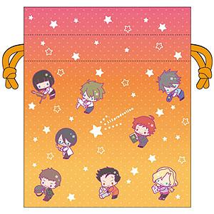 アイドルマスター SideM Design produced by Sanrio 巾着 集合ver. vol.3