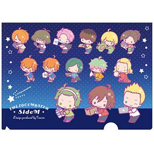 アイドルマスター SideM Design produced by Sanrio クリアファイル 集合ver. vol.1