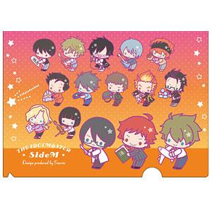アイドルマスター SideM Design produced by Sanrio クリアファイル 集合ver. vol.3