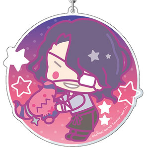 アイドルマスター SideM Design produced by Sanrio デカキーホルダー アスラン=BBII世 集合ver.