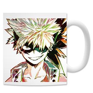 僕のヒーローアカデミア Ani-Art マグカップ(爆豪勝己)