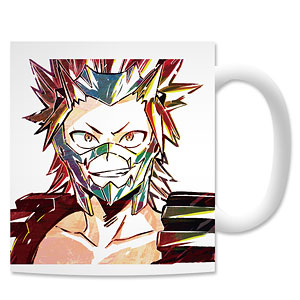 僕のヒーローアカデミア Ani-Art マグカップ(切島鋭児郎)