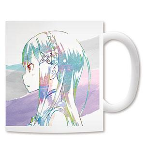 Re:ゼロから始める異世界生活 Ani-Art マグカップ(エミリア)