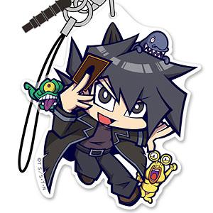 遊☆戯☆王デュエルモンスターズGX 万丈目準 アクリルつままれストラップ