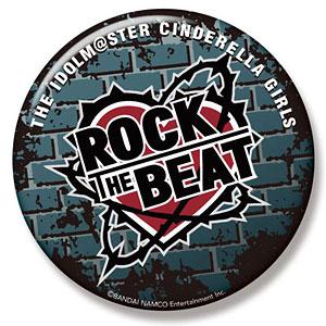 アイドルマスター シンデレラガールズ ユニットロゴ缶バッジ Rock the Beat