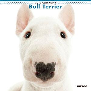THE DOG カレンダー ブルテリア (2019年)