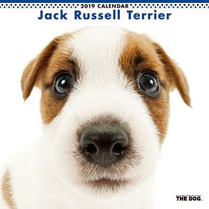 THE DOG カレンダー ジャックラッセルテリア (2019年)