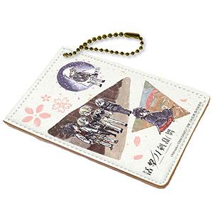キャラパス「活撃 刀剣乱舞」02/第一部隊(グラフアートデザイン)