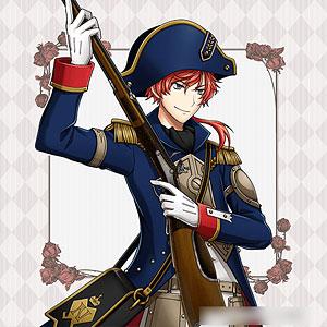 千銃士 クッションカバー(ナポレオン)