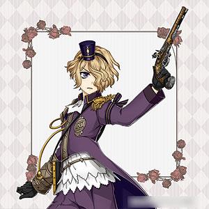 千銃士 クッションカバー(ニコラ)