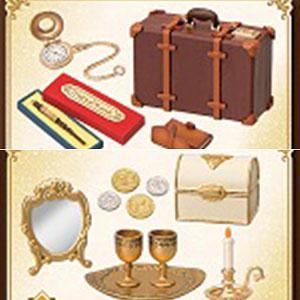 ぷちサンプル Antique Shop 黒猫堂 8個入りBOX