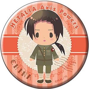 ヘタリア Axis Powers 缶ミラー 08 中国