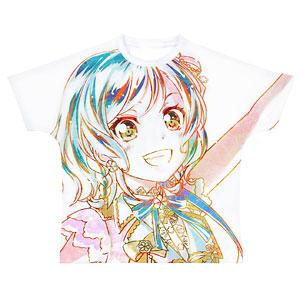 バンドリ! ガールズバンドパーティ! Ani-Art フルグラフィックTシャツ 氷川日菜 (Pastel*Palettes)/ XL