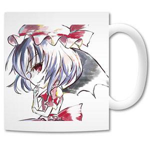 東方Project Ani-Artマグカップ(レミリア・スカーレット)