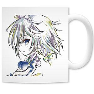 東方Project Ani-Artマグカップ(十六夜咲夜)